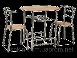 Комплект обеденный Gabo (стол + 2 стула)