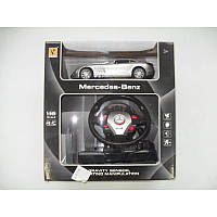 Машина радиоуправляемая Mersedes Benz 866-1819BSW (коробка) 35x17x37 см