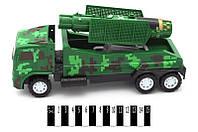 Машинка грузовик инерционная 578-09Е