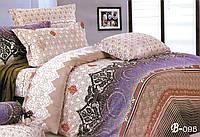 Полуторное постельное белье Тет-А-Тет В-095 бязь(эконом)