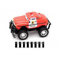Машинка джип Тачки инерционная 189-27 А р.24,3*14,8*14 см,