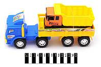 Машинка грузовик инерционная 056-4 р.28*10*14,5 см