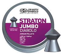 Пульки JSB DIABOLO Straton Jumbo 5.5мм (1,030гр) 500шт.