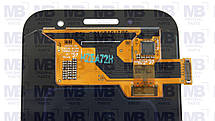 Дисплей с сенсором Samsung А320 Galaxy А3 Gold/Золотой , GH97-19732B, фото 3
