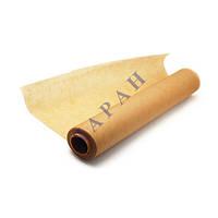 Бумага пергаментная коричневая 6м