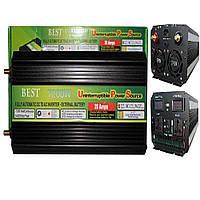 Преобразователь 7200 W + UPS 12 V/220