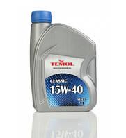 Моторное масло для легковых автомобилей Classic 15W-40 (1 Литр)