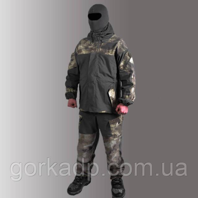 Костюм Горка 3 черная a-tacs au