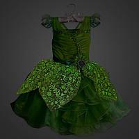 Карнавальный костюм Tinkerbell Динь-Динь + светящиеся крылья Дисней/ Disney, фото 1