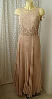 Платье вечернее макси Little Mistress р.40-42 7614, фото 1