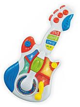Игрушка Baby Mix PL-318208 Гитара