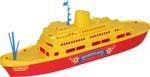 Серия Песочница - Корабль Трансатлантик Polesie 56382