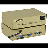 Коммутатор VGA 1502 (2 port 150MHZ)