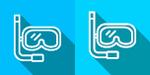 Как совершить правильный выбор масок и трубок для плавания?