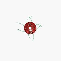 Металлический диск для мотокос от tehnovam