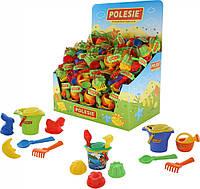 Набор песочный (дисплей №25) Polesie 49575