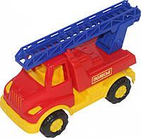 Автомобиль пожарная спецмашина Леон Polesie 52889