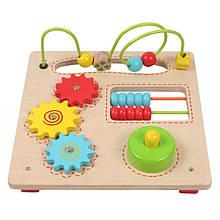 Деревянная игрушка Baby Mix TP-52584 многофункциональная