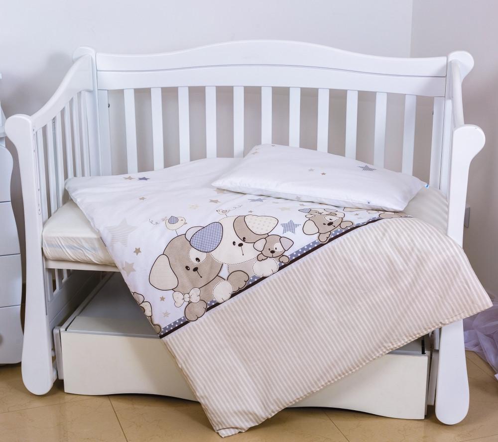 Сменная постель Twins Eco Line Cute Dog 3 эл E-014