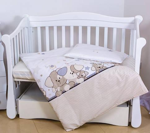 Сменная постель Twins Eco Line Cute Dog 3 эл E-014 , фото 2