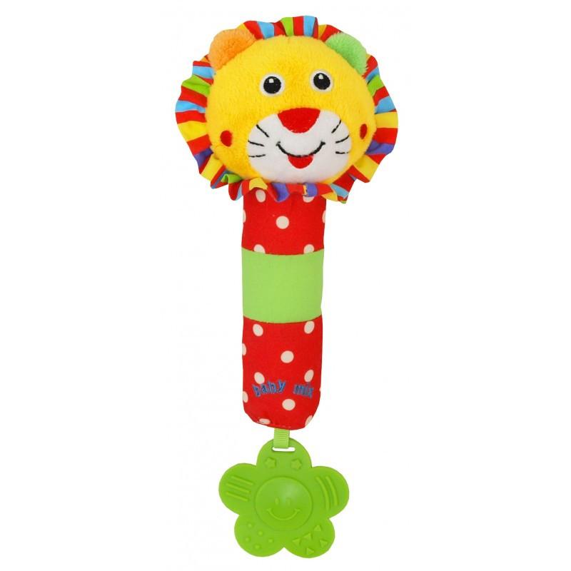 Плюшевая игрушка Baby Mix TE-8377B-26L Лев