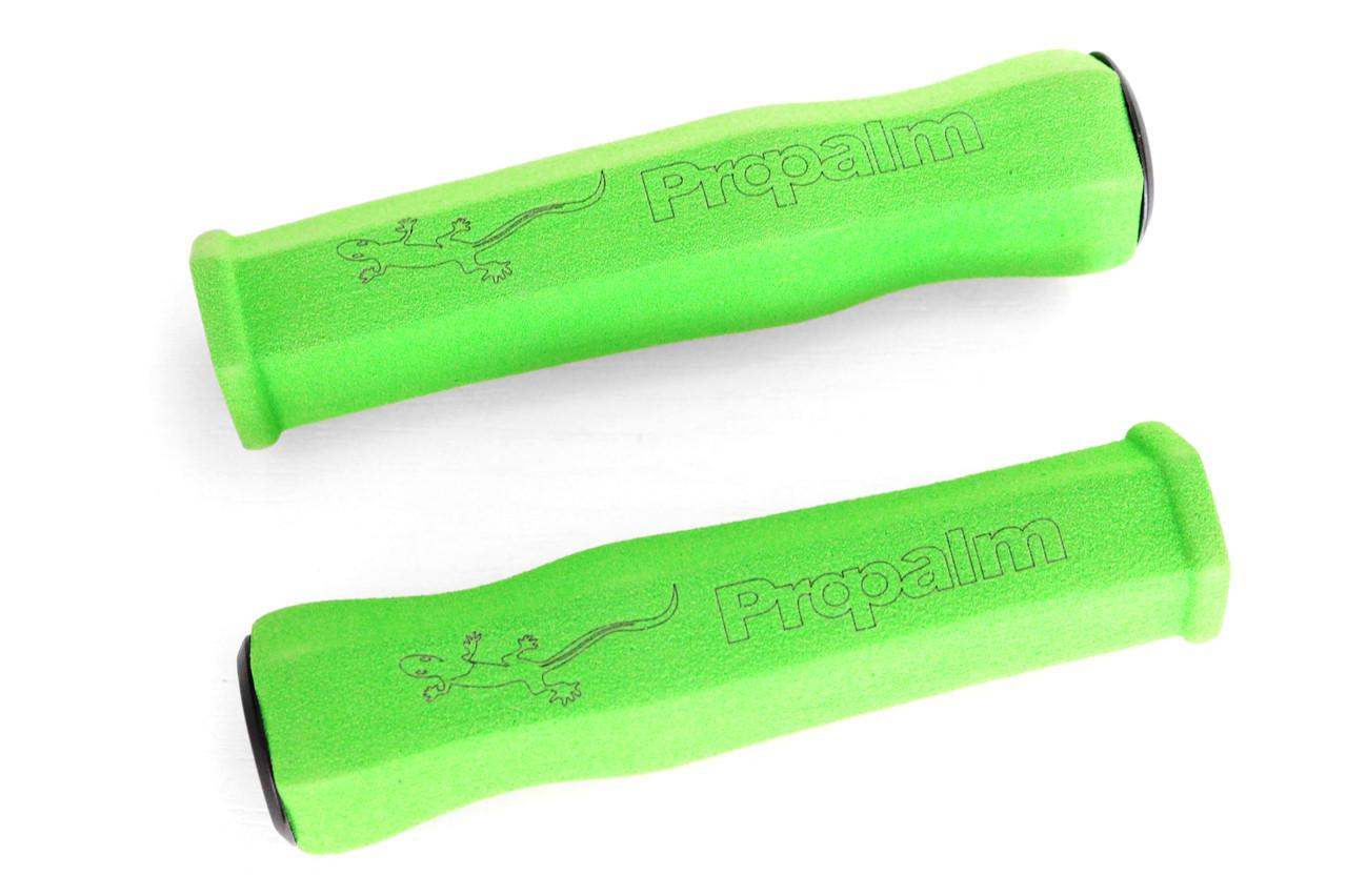 Грипсы Propalm, пенные, зеленые