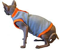 Кофта без рукава флис (KFBRG/12897)™Style Pets