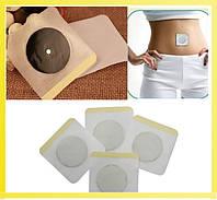 Пластырь для похудения с магнитом на пупок (1 шт)