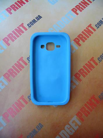 Объемный 3D силиконовый чехол для Samsung Galaxy J1 J100 милый стич, фото 2