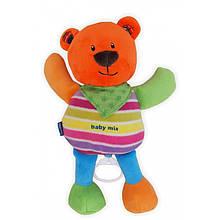 Музыкальная игрушка Baby Mix TE-9752-30 Мишка