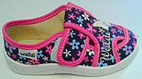 Обувь для девочек Текстиль Мила 277-102(29) Waldi Украина