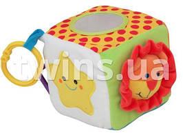 Плюшевый кубик Baby Mix YF1068SF Сафари