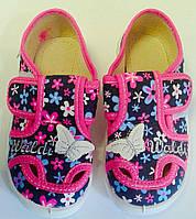 Обувь для девочек Текстиль Мила 277-102(28) Waldi Украина