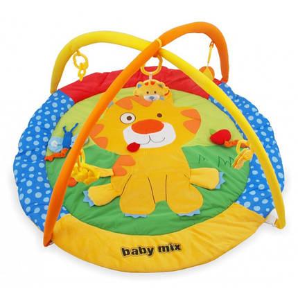 Коврик Baby Mix TK/3249С Тигренок yellow , фото 2