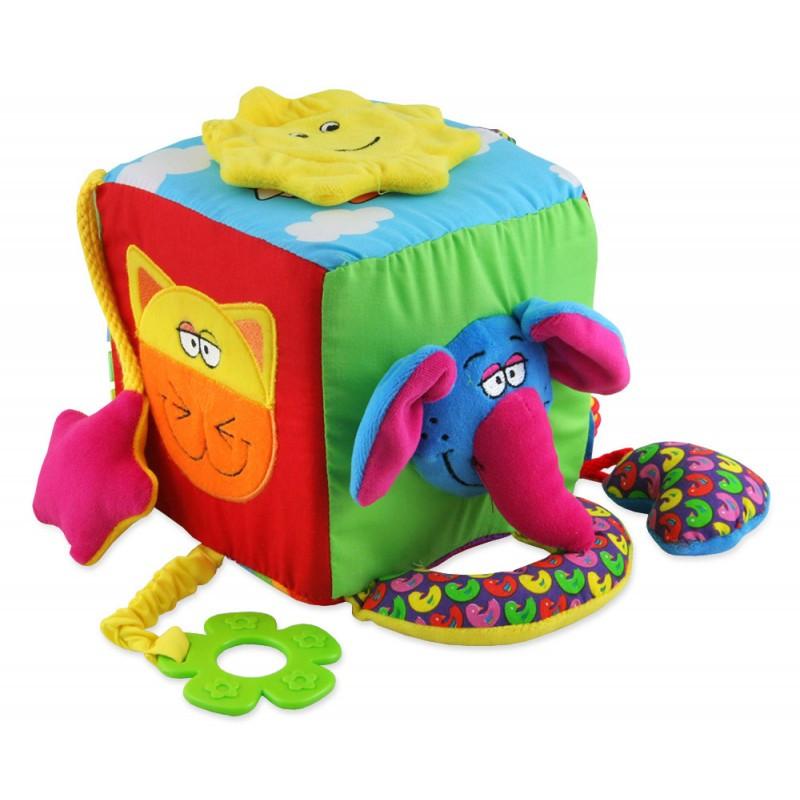 Игрушка Baby Mix ТЕ-8021 Кубик