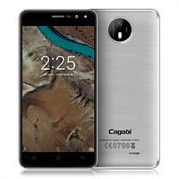 Смартфон VKWorld Cagabi One Silver 1/8gb MTK6580A 2200мАч