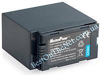 Аналог Panasonic CGA-D54, CGA-D54S (MaximalPower 5400mAh). Аккумулятор для Panasonic AG/DZ/NV/PV серий