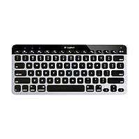 Портативная, компактная клавиатура с подсветкой клавиш и функцией переключения между iOS девайсами, Logitech K811 MULTI-DEVICE Keyboard (Раскладка -