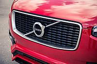 Volvo XC90 2015+ гг. Передняя решетка