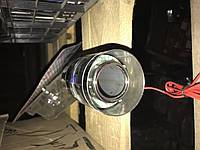 Насадки на глушитель Насадка с подсветкой