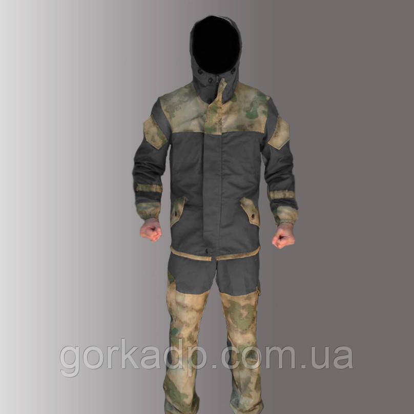 Костюм Горка 3 черная a-tacs fg