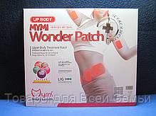Пластырь для похудения Mymi wonder patch Up Body для талии и верхней части тела, фото 3