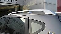 Nissan Qashqai 2007-2010 гг. Оригинальные рейлинги