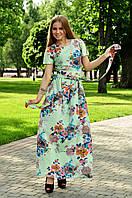 Платье в пол АМ-4315, фото 1
