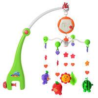 Мобиль Limo Toy Веселые фрукты , фото 1