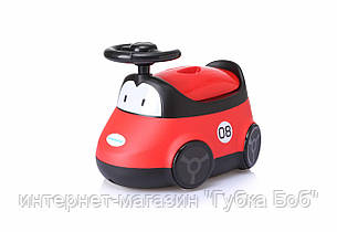 """Детский горшок 3 в 1 """"Машинка"""" (горшок, подставка и игрушка)"""
