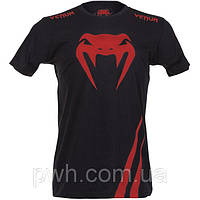 Футболка Venum Challenger - Red Devil, фото 1