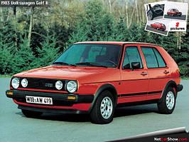 VW Golf (Хэтчбек) (1983-1991)