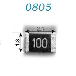 Резисторы SMD 0805