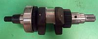 Коленвал в сборе шлицы 25 мм (186F)